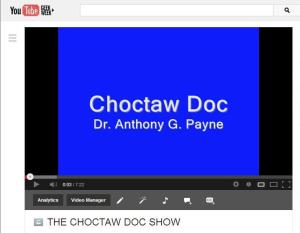 CHOCTAW DOC SHOW