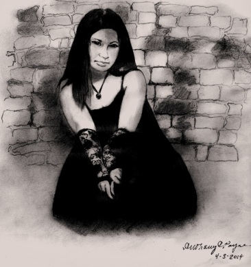 Jeni the Goth by Dr. Anthony G. Payne